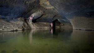 Cueva-Cubio de la Reñada, Ghost Lake (Peter Eagan)