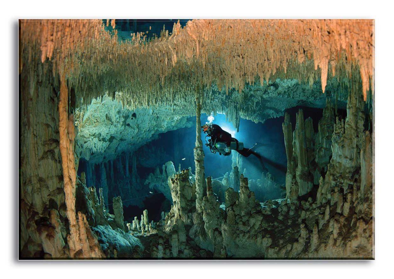Grand Cenote System, Tulum, Mexico (Gavin Newman)
