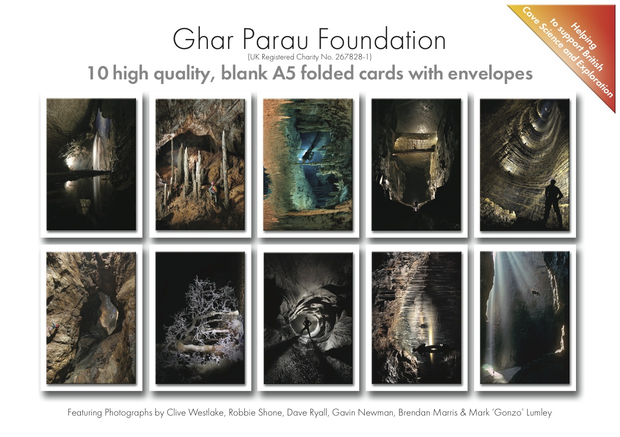 Ghar Parau cards set 2011